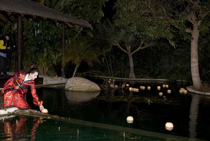 El santuario Fushimi Inari Taisha