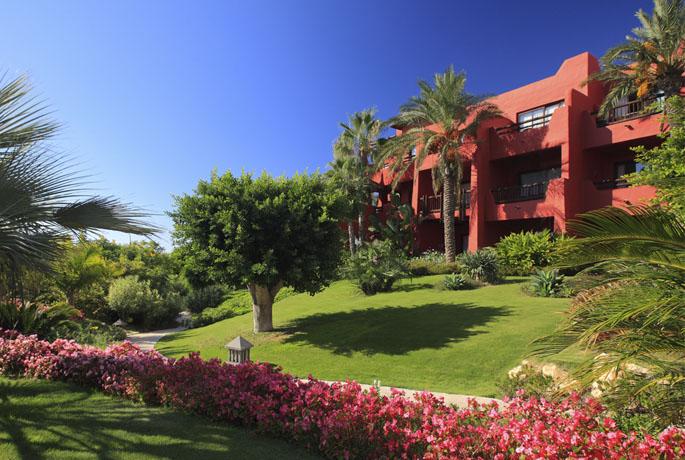 Los Jardines Hama Rikyu - hotel de lujo en España